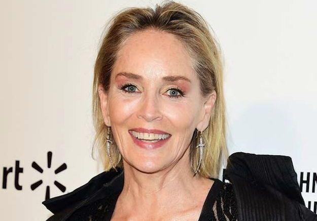 Sharon Stone célibataire: elle évoque son expérience avec les sites de rencontres