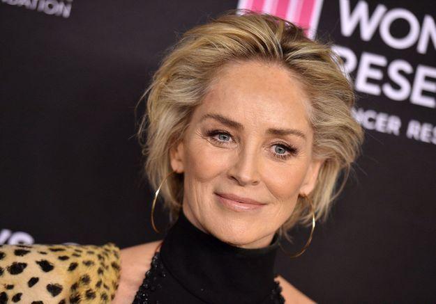 Sharon Stone réagit au décès de son ex-compagnon Steve Bing