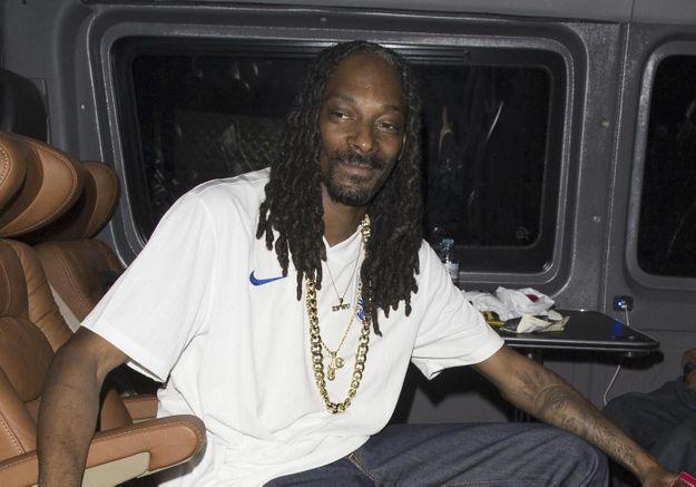Snoop Dogg arrêté en Italie avec 400 000 dollars en liquide