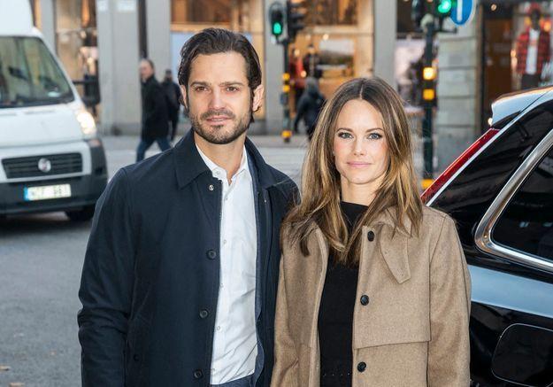Sofia de Suède : son bonheur avec son royal baby !