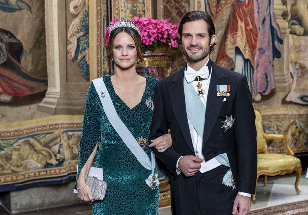 Sofia et Carl Philip de Suède attendent leur troisième enfant