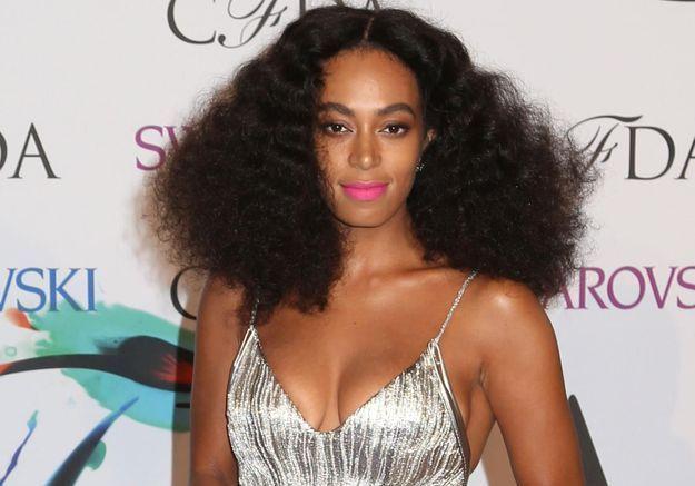 Solange Knowles évoque pour la première fois l'incident de l'ascenseur