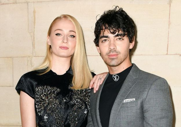 Sophie Turner publie des photos inédites de son mariage avec Joe Jonas