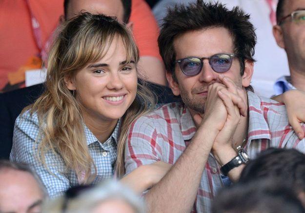 Coup de foudre entre Bradley Cooper et Suki Waterhouse