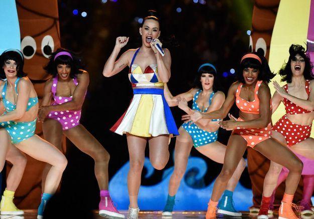 Super Bowl : les stars saluent le show de Katy Perry