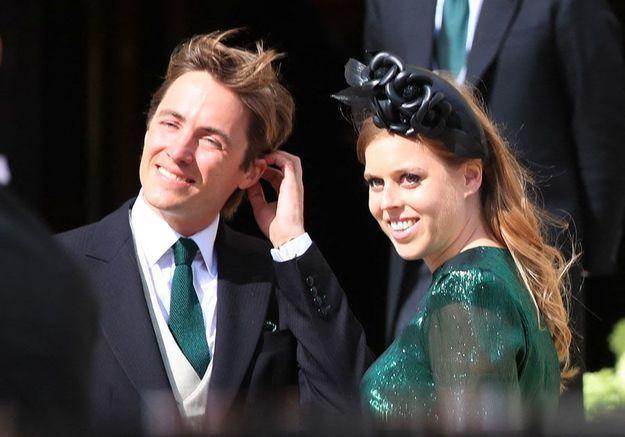 Surprise : la princesse Beatrice s'est mariée en secret