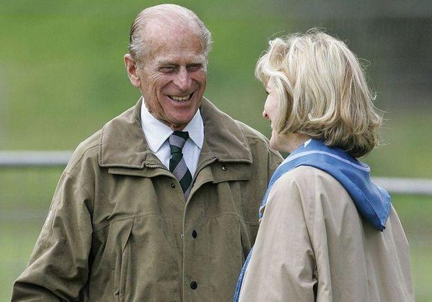 The Crown : qui est Penny Knatchbull, la confidente du prince Philip ?
