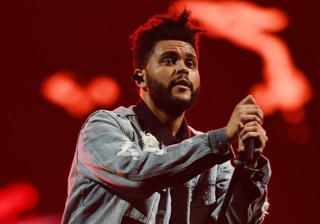 The Weeknd s'emporte contre les Grammy Awards