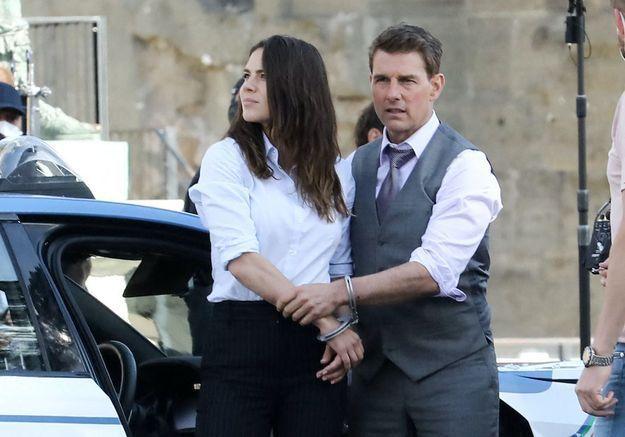 Tom Cruise : une nouvelle romance sur le tournage de « Mission Impossible 7 » ?