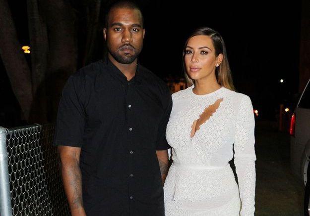 Un mariage dans l'espace pour Kanye West et Kim Kardashian ?