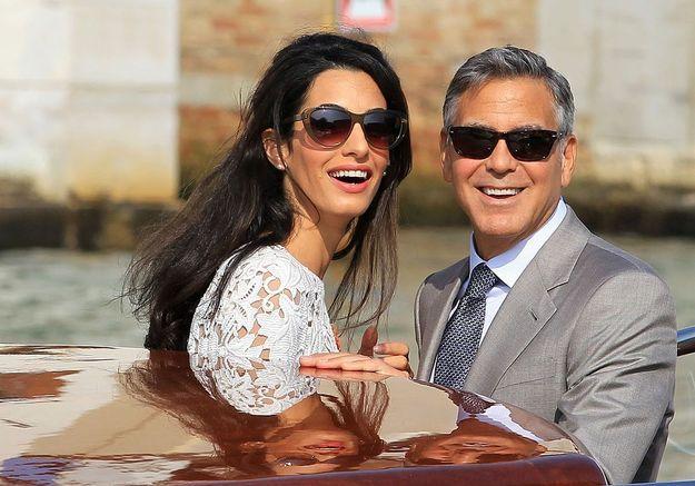 Un nouveau mariage pour George Clooney et Amal Alamuddin