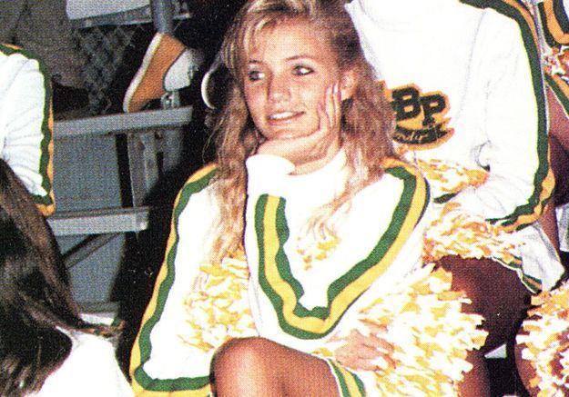 Uniforme et pompons: les stars cheerleaders!