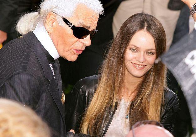 Vanessa Paradis : ses adieux à Karl Lagerfeld