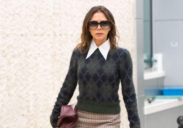 Victoria Beckham a toujours voulu être styliste et en voici la preuve