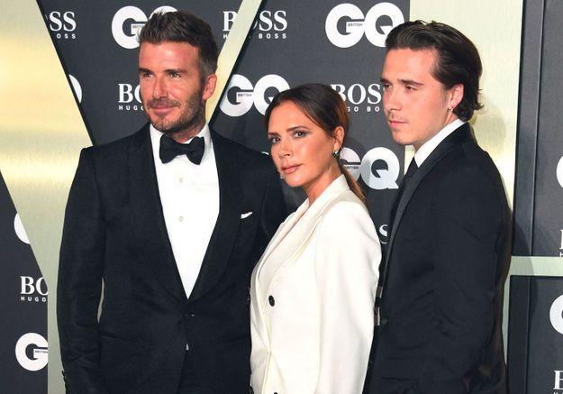 Victoria Beckham dévoile une photo sexy de David Beckham après la naissance de leur fils