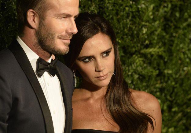 Victoria Beckham nie les rumeurs de séparation avec David