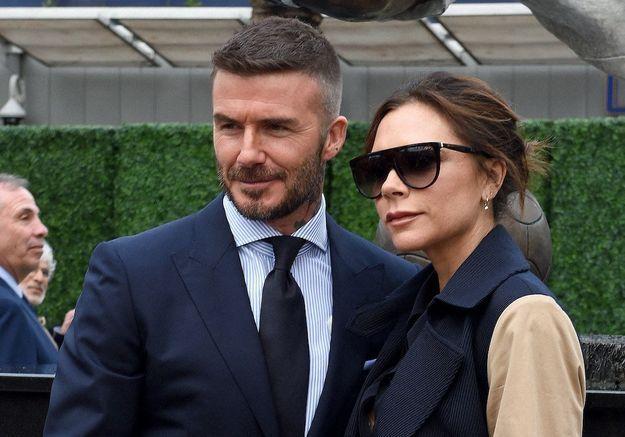 Victoria Beckham poste un cliché hot des fesses de David Beckham