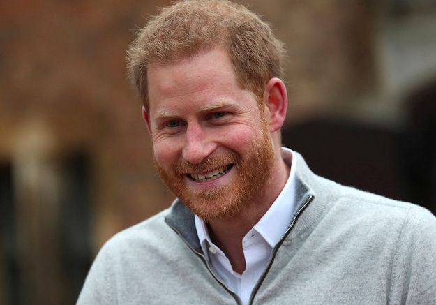 VIDEO. L'émotion du prince Harry qui annonce la naissance de son royal baby !