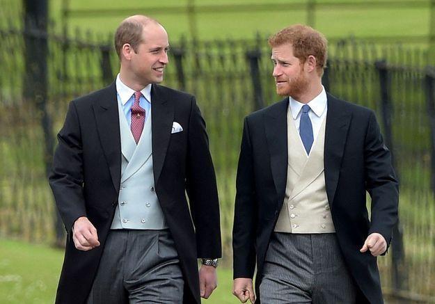 William et Harry, furieux après les conclusions du rapport sur l'interview choc de Lady Diana