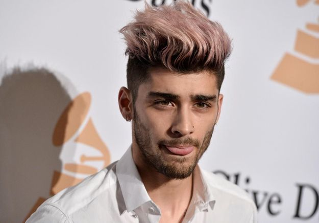Zayn Malik révèle avoir souffert d'anorexie avec les One Direction