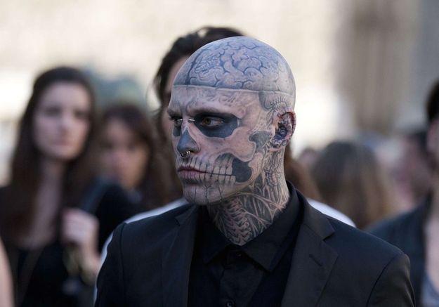Zombie Boy : les causes de la mort du mannequin révélées