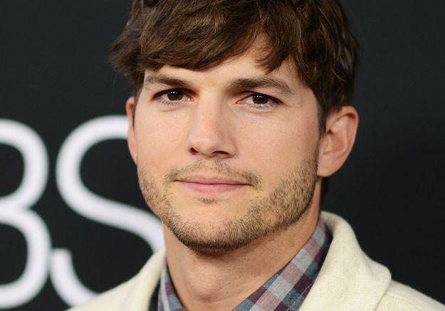 Ashton Kutcher, l'homme qui change de coupe comme de chemise