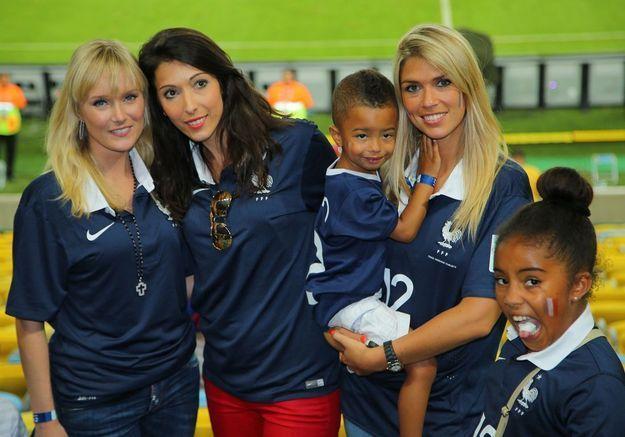 Femmes de footballeurs: qui sont les femmes des Bleus?