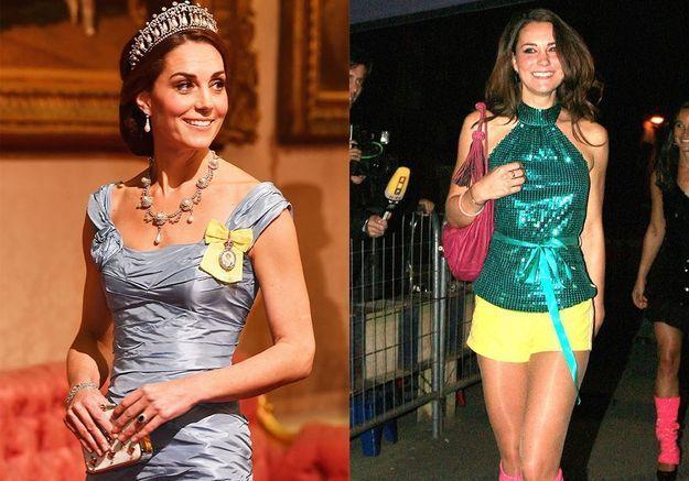 Kate Middleton : son évolution de ses débuts à aujourd'hui