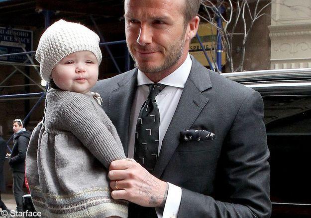 La première année mode de Harper Beckham