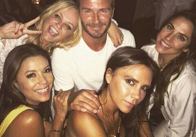 L'anniversaire de David Beckham