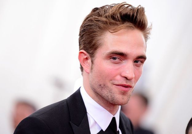 Robert Pattinson : un rebelle bien coiffé