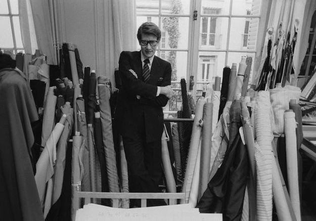 Yves Saint Laurent : le parcours d'un génie de la mode