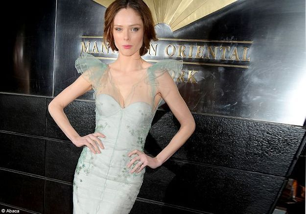 Coco Rocha aux New Yorkers For Children