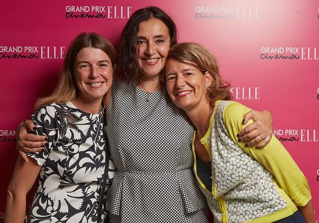 Alice Maine, Florence Ben Sadoun et Mirella Testori (ELLE)