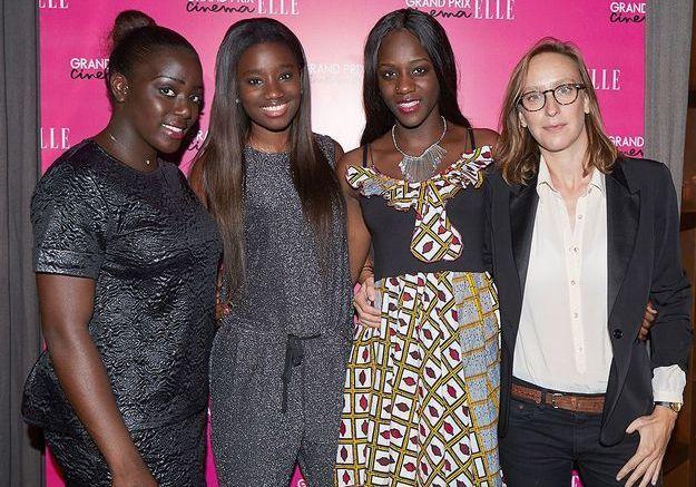 """Le casting de """"Bande de filles"""" et Céline Sciamma"""