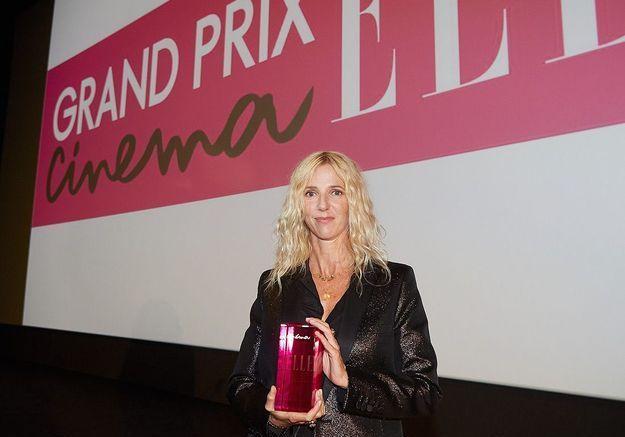 Sandrine Kiberlain reçoit le prix du coup de cœur de la rédaction