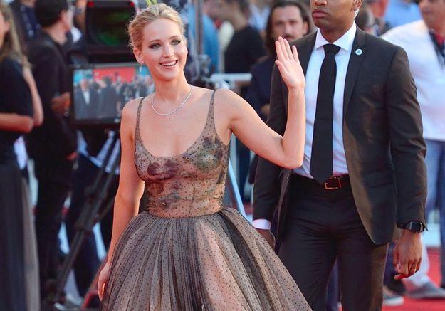 Jennifer Lawrence et Darren Aronofsky : première sortie officielle à la Mostra de Venise !