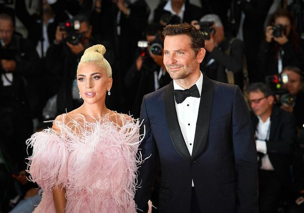 Lady Gaga et Bradley Cooper, couple iconique et envoûtant à la Mostra de Venise