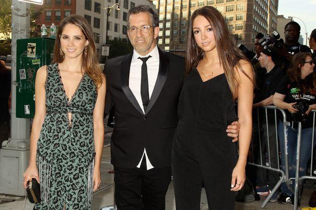Kenneth Cole et ses filles