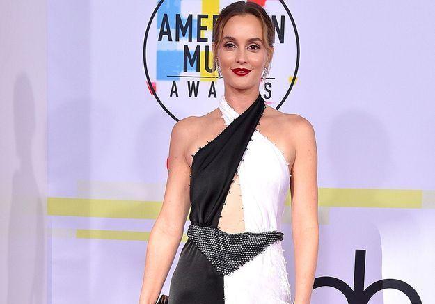 Le grand retour de la Gossip Girl Leighton Meester, alias Blair Waldorf, aux American Music Awards