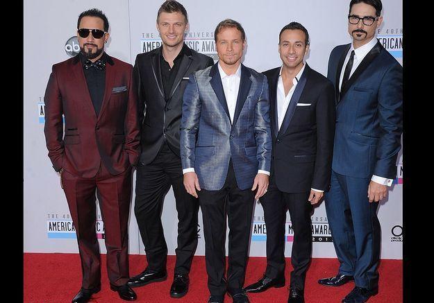 Les Backstreet Boys