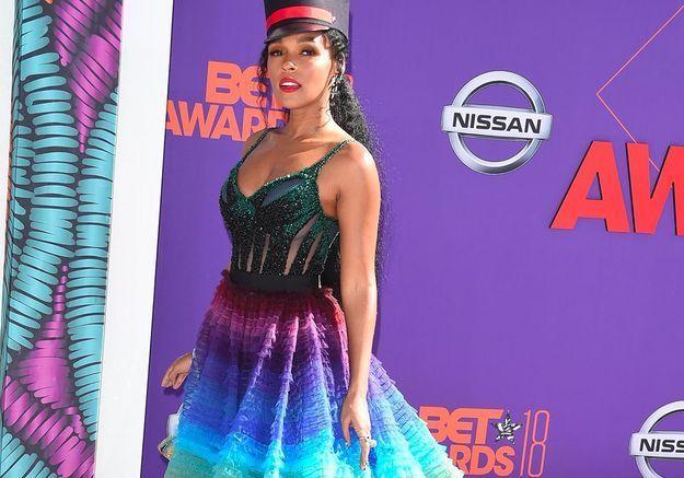 Qui avait la robe la plus dingue aux BET Awards ?