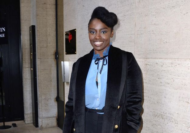 Aissa Maïga, Jourdan Dunn et Audrey Fleurot à la Fashion Week de Paris