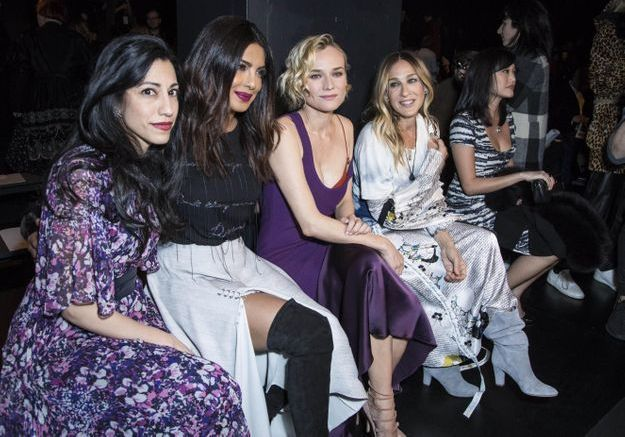 Lady Gaga, Alexa Chung… Fashion Week de New York : les premiers rangs people !