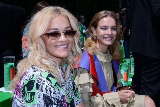 Rita Ora et Natalia Vodianova