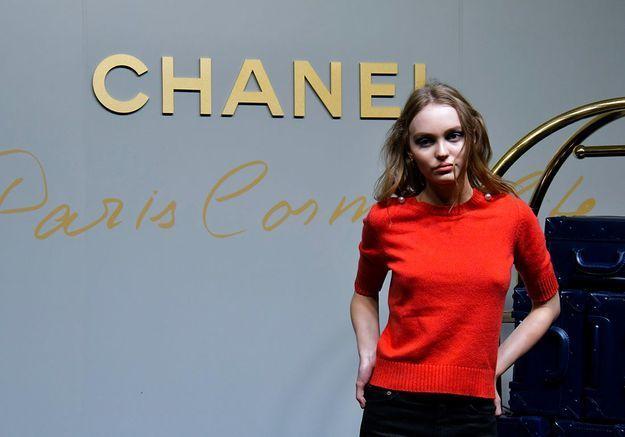 Lily-Rose Depp et Caroline de Maigret célèbrent Chanel à Tokyo
