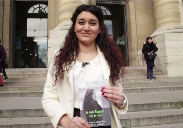 Anina Ciuciu : « Au Sénat, je ne serai pas la Rom de service »