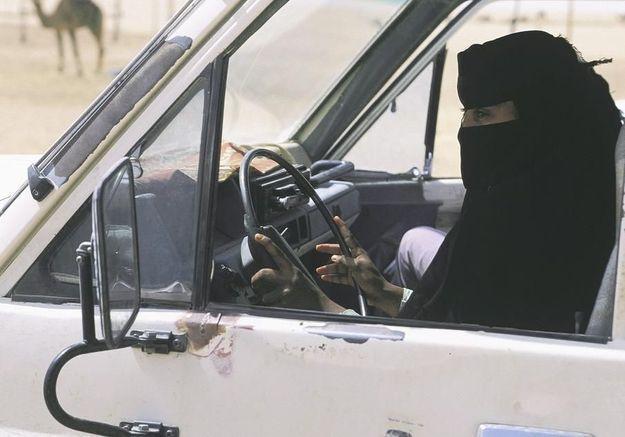Arabie Saoudite : enfin au volant !
