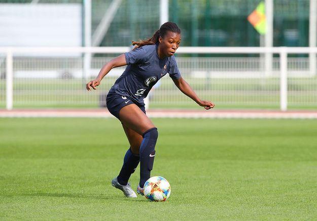 Grace Geyoro : « Ma mère qui détestait le foot avant ne regarde plus que ça ! »