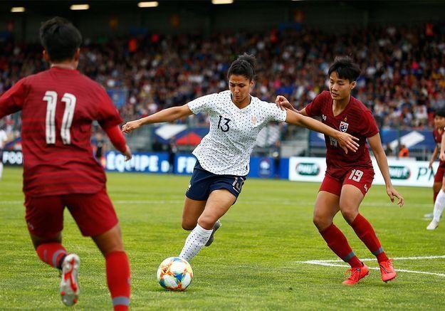 Coupe du monde féminine de football 2019 : rencontre avec Valérie Gauvin, la buteuse de choc